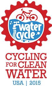cycling for clean water usa 2015
